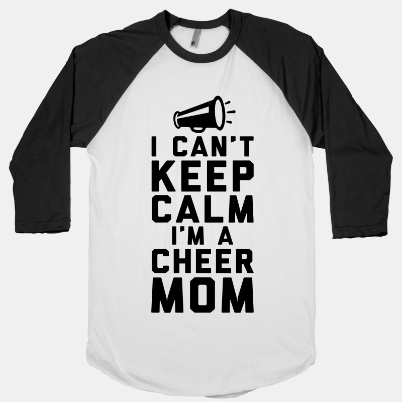 Bows & Bling Cheer/Cheer Mom T-Shirt via Etsy | Cheer mom ... |Cheer Mom Shirts Sayings