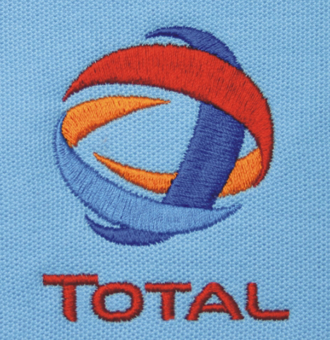 Custom Logo Embroidery