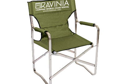 Custom Folding Lawn Chairs