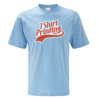 Silk Screen Printing T-Shirts