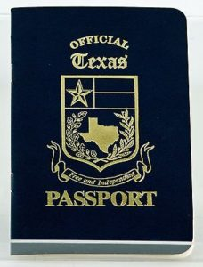 Novelty Passports for Trade Shows