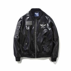 Custom Embroidered Jackets
