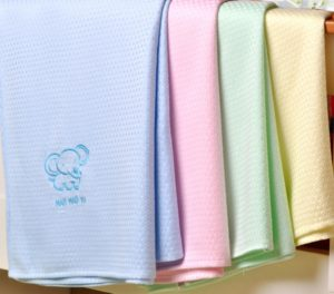 Embroidered Personalized Blankets
