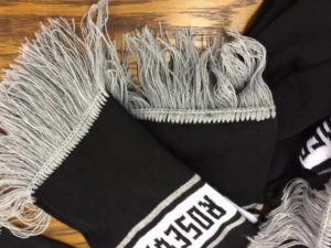 Customized Knit Scarves