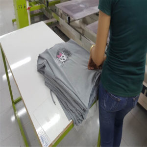 Printed Apparel