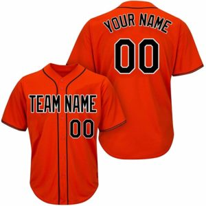 Customized Team Gear